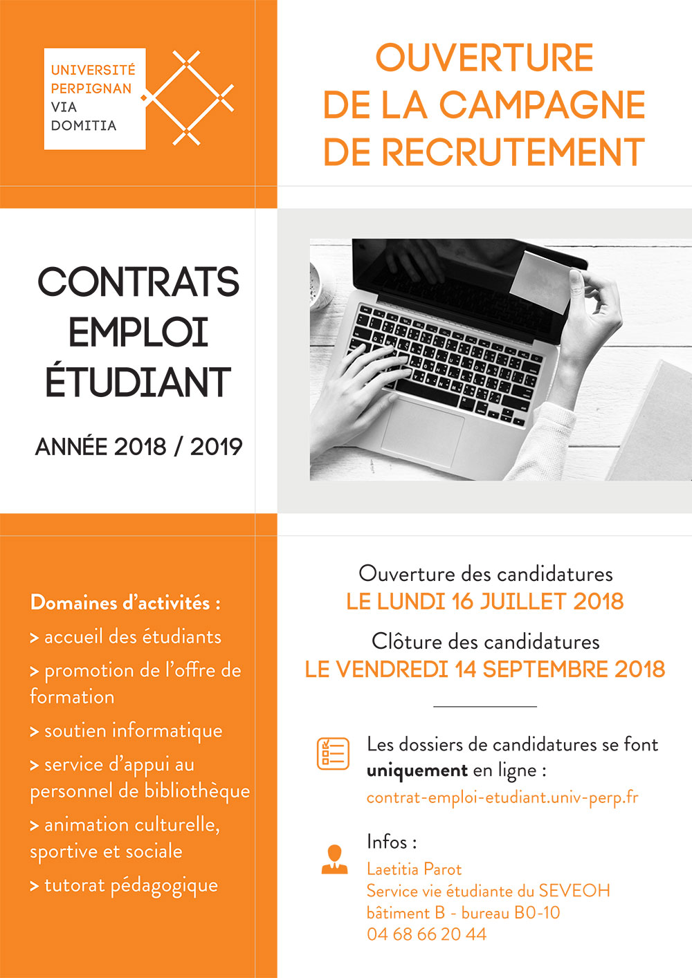 Campagne CEE 2018/2019