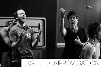 LIGUE D'IMPROVISATION