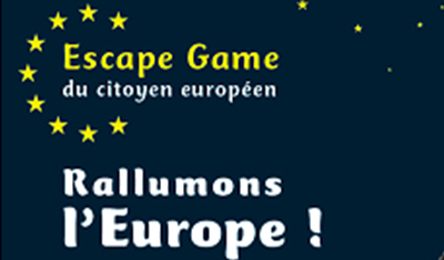 Participez à l'escape-game du citoyen européen !