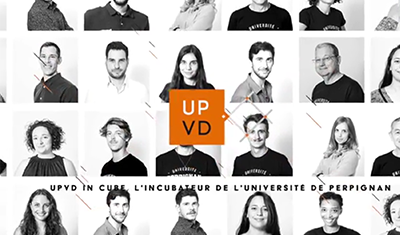 UPVD IN CUBE : les futures entreprises innovantes