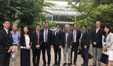 l'Université de Perpignan en « mission Japon »