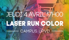 Laser run color 3ème édition